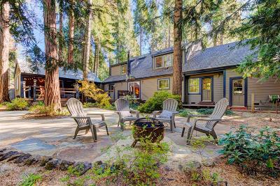 Nevada City Single Family Home For Sale: 13254 Quaker Hill Cross Road