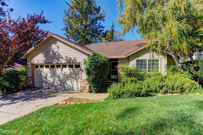 Grass Valley Single Family Home For Sale: 319 Vistamont Drive