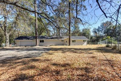 Auburn Single Family Home For Sale: 25199 Table Meadow Road