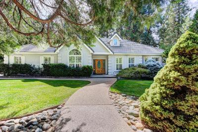 Grass Valley Single Family Home For Sale: 12976 Somerset Drive