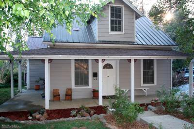 Nevada City Single Family Home For Sale: 627 W Broad Street