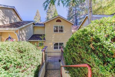 Nevada City Condo/Townhouse For Sale: 342 Bridge Way