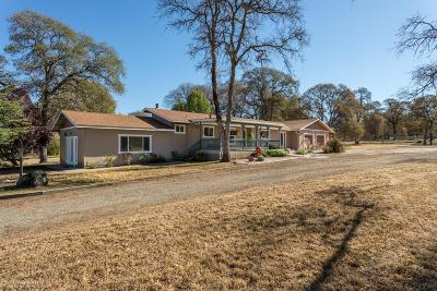 Nevada County Single Family Home For Sale: 26225 Table Meadow Road