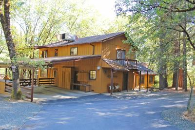 Nevada County Single Family Home For Sale: 12797 Pine View Drive