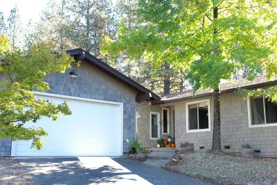 Nevada County Single Family Home For Sale: 11925 Francis Drive