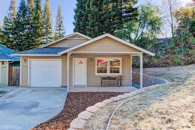 Grass Valley Single Family Home For Sale: 549 Ivy Street