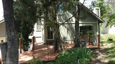 Nevada County Single Family Home For Sale: 23510 Rolling Hills Court