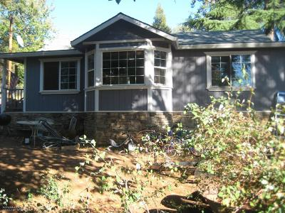 Grass Valley Single Family Home For Sale: 10100 East Drive