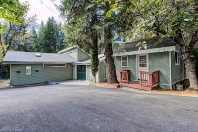 Nevada County Single Family Home For Sale: 11278 N Bloomfield Road