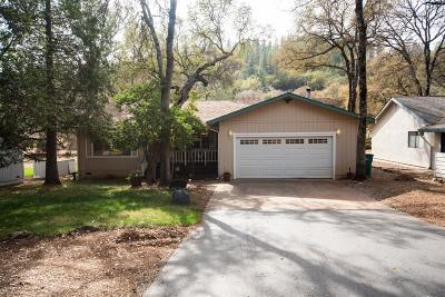 Nevada County Single Family Home For Sale: 14160 Torrey Pines Drive