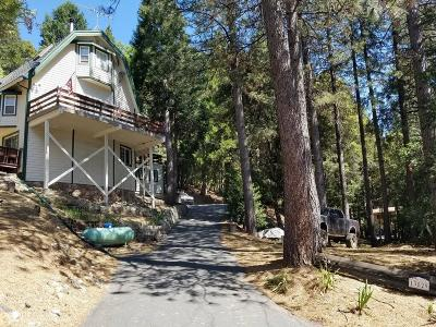 Nevada County Single Family Home For Sale: 13829 Gas Canyon Road