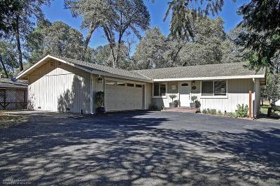 Nevada County Single Family Home For Sale: 12446 Torrey Pines Drive