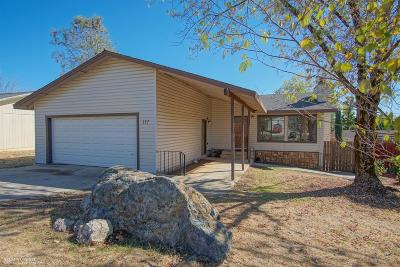 Grass Valley Single Family Home For Sale: 117 Huntington Court