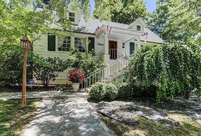 Nevada City Single Family Home For Sale: 242 Nevada Street