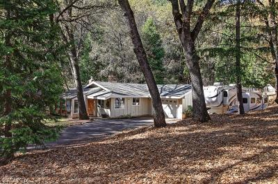 Nevada County Single Family Home For Sale: 14304 Brooks Road