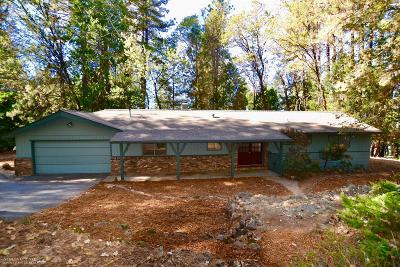 Nevada County Single Family Home For Sale: 14700 Greenwood Circle