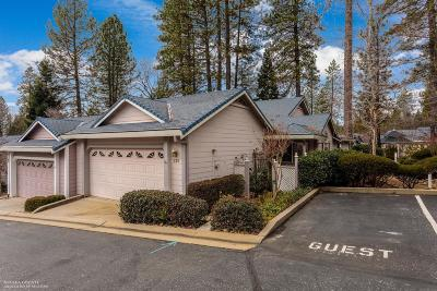 Grass Valley Single Family Home For Sale: 125 Carriage Lane
