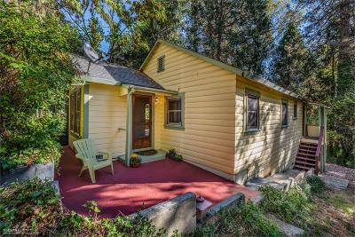 Nevada County Single Family Home For Sale: 14849 Old Washington Road