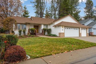 Grass Valley, Smartsville Single Family Home For Sale: 151 Holbrooke Way