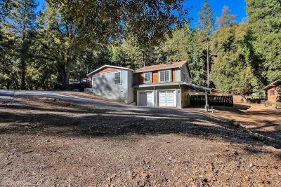 Nevada County Mobile/Manufactured For Sale: 12366 Pawnee Trail