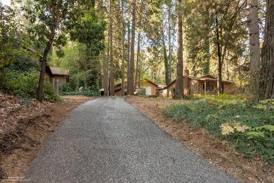 Grass Valley Multi Family Home For Sale: 12879 Burma Road
