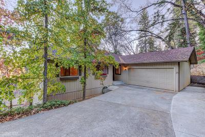 Grass Valley Single Family Home For Sale: 11398 Ragan Way