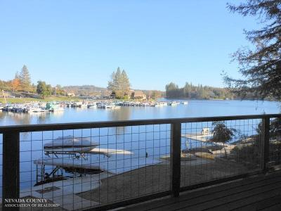 Nevada County Single Family Home For Sale: 11427 Lakeshore North