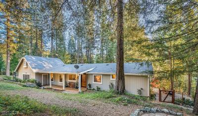 Nevada County Single Family Home For Sale: 12653 Willow Valley Road
