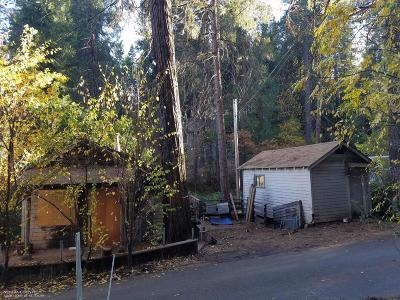 Nevada County Single Family Home For Sale: 11684 Sunrise Lane