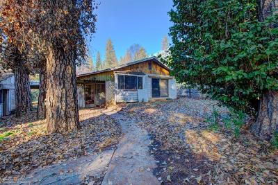 Grass Valley Single Family Home For Sale: 11442 Butler Road