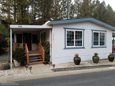 Grass Valley CA Mobile/Manufactured For Sale: $107,500