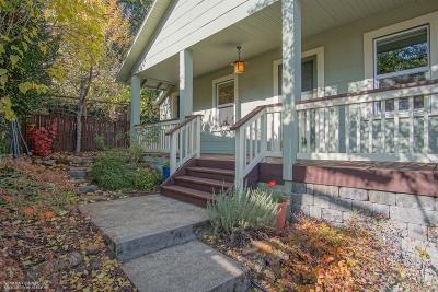 Grass Valley Single Family Home For Sale: 304 N School Street