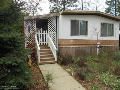 Grass Valley CA Mobile/Manufactured For Sale: $39,000