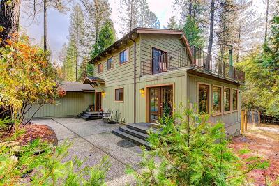 Nevada City Single Family Home For Sale: 17085 Old Washington Road
