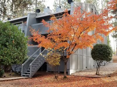 Nevada County Condo/Townhouse For Sale: 15489 Kingsbury Circle