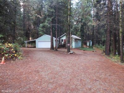 Grass Valley Single Family Home For Sale: 12567 Los Cedros Lane