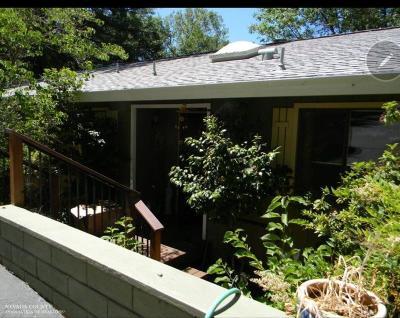 Nevada County Single Family Home For Sale: 11419 Alta Sierra Drive
