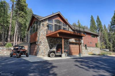 Nevada City Single Family Home For Sale: 37255 Obsidian Way