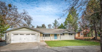 Nevada County Single Family Home For Sale: 13649 Torrey Pines Drive