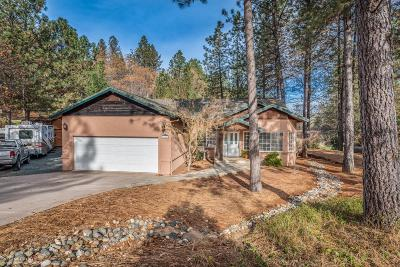 Nevada County Single Family Home For Sale: 14566 Pammy Way