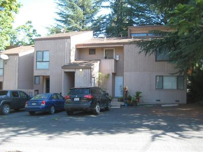 Grass Valley Multi Family Home For Sale: 302 Pleasant Street