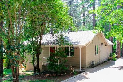 Grass Valley CA Single Family Home For Sale: $289,900