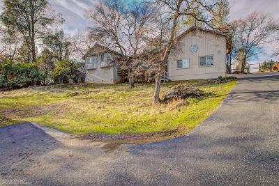 Grass Valley Single Family Home For Sale: 18796 Joseph Drive