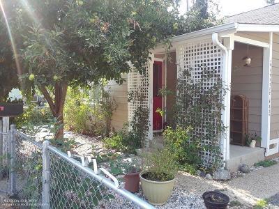 Grass Valley Single Family Home For Sale: 115 E Colfax Avenue