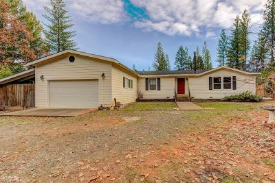 Grass Valley Single Family Home For Sale: 16770 Autumn Oak Road