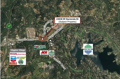 Grass Valley Residential Lots & Land For Sale: 23036 W Hacienda Drive