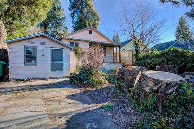 Grass Valley Single Family Home For Sale: 675 Whiting Street