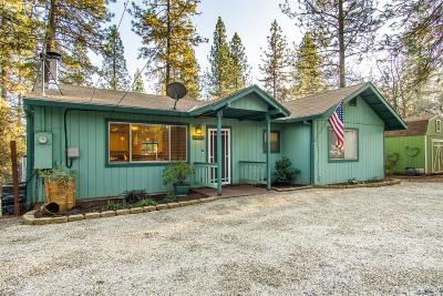 Grass Valley Single Family Home For Sale: 14867 Rattlesnake Road