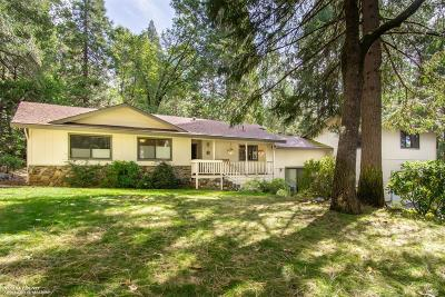 Nevada City Single Family Home For Sale: 12353 Cascade Way