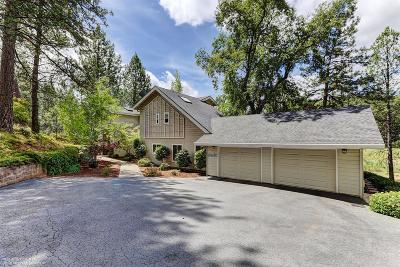 Grass Valley Single Family Home For Sale: 16421 Sharon Way